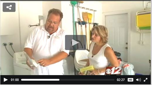 Video Feature on CBS12